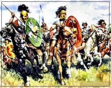 Поражение римлян в Битве при Каррах