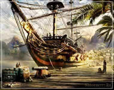 Пиратский город Порт-Ройал