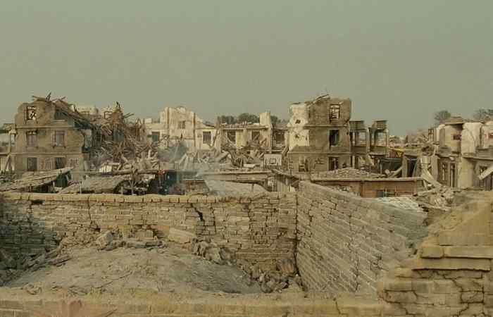 Землетрясение в Таншане-2