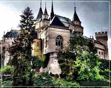Приведения Бойницкого замка