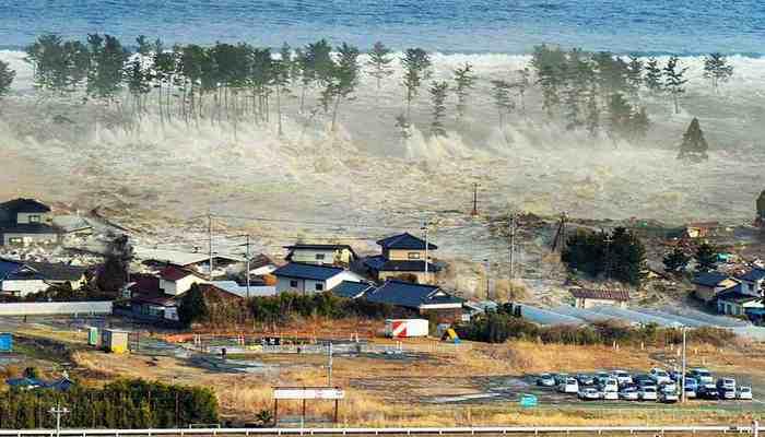 Причины возникновения цунами-3