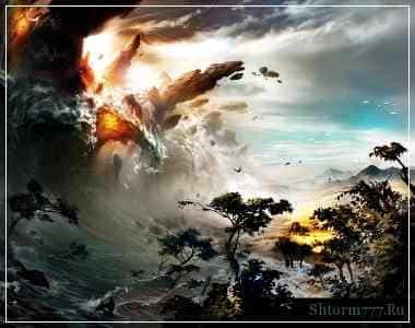 Причины возникновения цунами