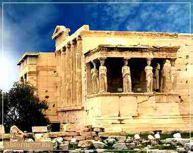 История Древних Афин