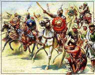 О битве при Пуатье