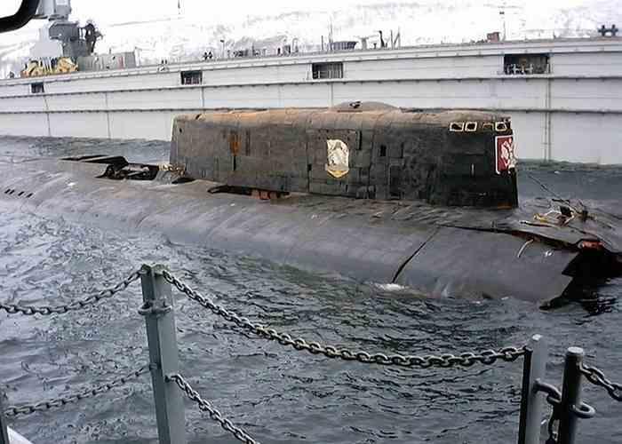 Гибель подлодки Курск-2