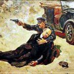 Кто стрелял в Ленина? Каплан или кремлевский заговор