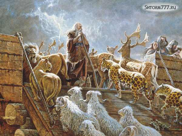 Ковчег Ноя-1