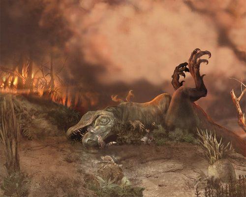 Динозавры-3