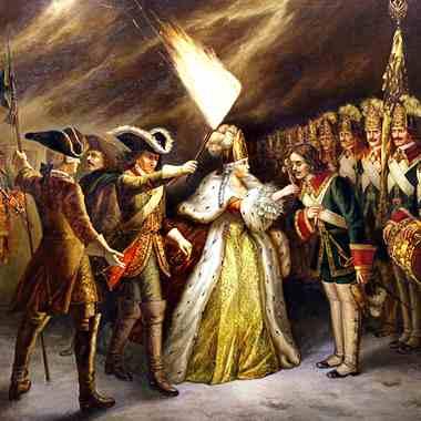 Елизавета 1 Петровна