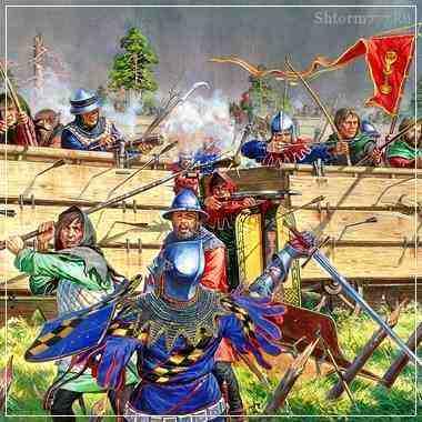 История Гуситских войн