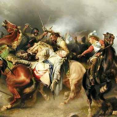 Смерть короля Густава Адольфа