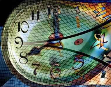 Искревление пространства-времени