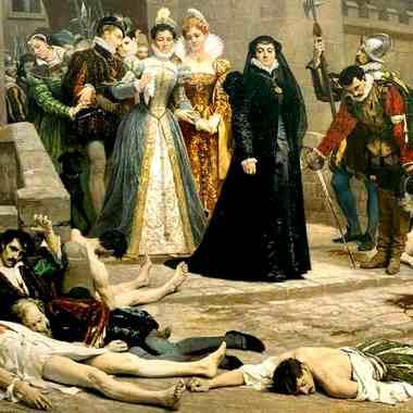 Варфоломеевская резня