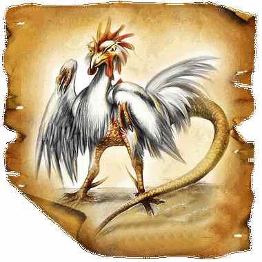 Василиск в мифологии