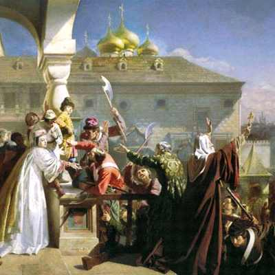 Стрелецкий бунт (1682). Причины. Ход. Последствия