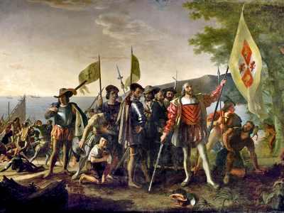 Христофор Колумб. Биография. Открытия. Экспедиции