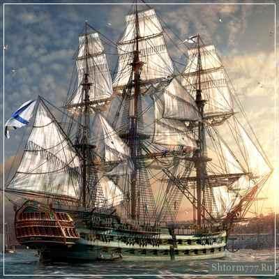 Линейный корабль Азов