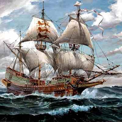 Фрэнсис Дрейк. Адмирал-пират. Интересные факты биографии