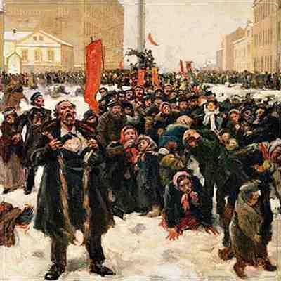 Кровавое Воскресенье. 1905