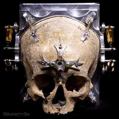 Необычные находки. Странные черепа