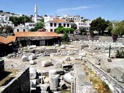 Мавзолей в Галикарнасе. История возведения. Описание