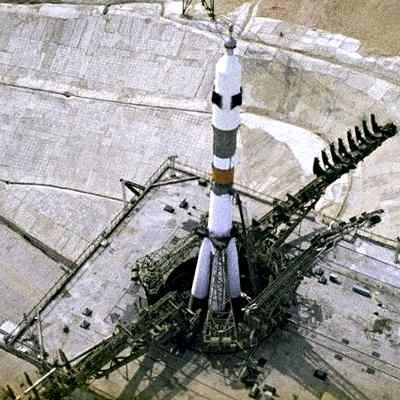 «Союз-11» на старте