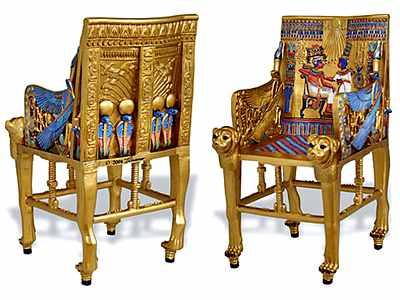 Гробница Тутанхамона. История. Описание
