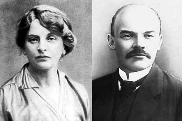 И. Арманд и Ленин