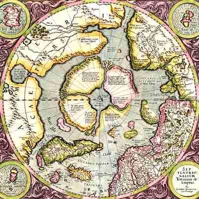 Карта Меркатора