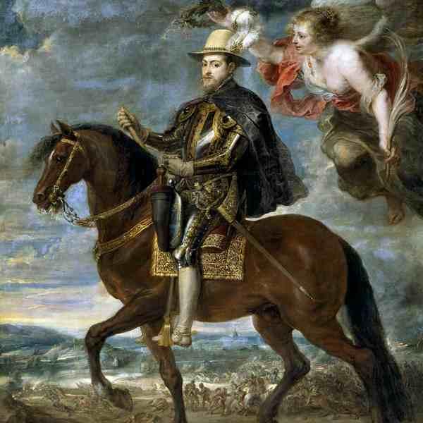 Конный портрет Филиппа II