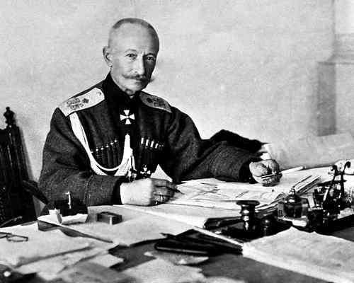 Генерал А. А. Брусилов
