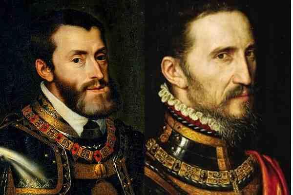 Карл V, герцог Альба