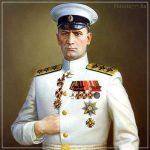 Адмирал Колчак, Александр Васильевич. Биография