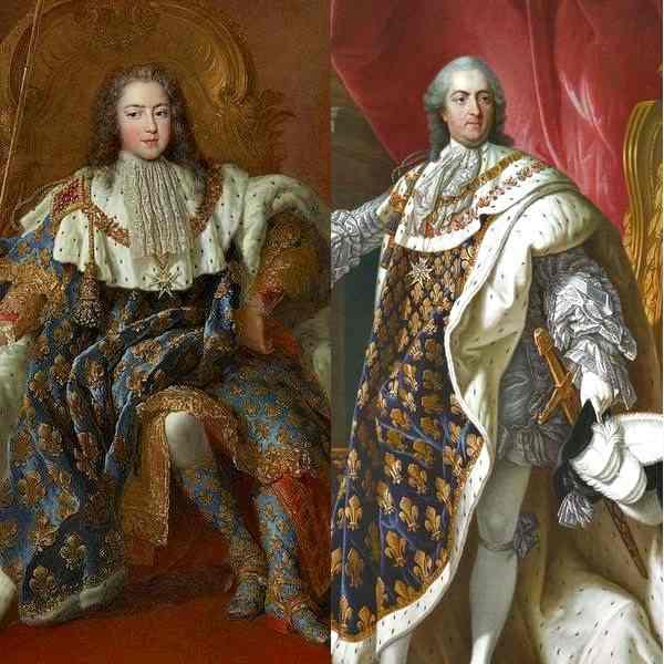 Людовик XV. Правление. Личная жизнь