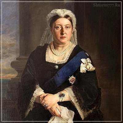 Виктория королева Великобритании