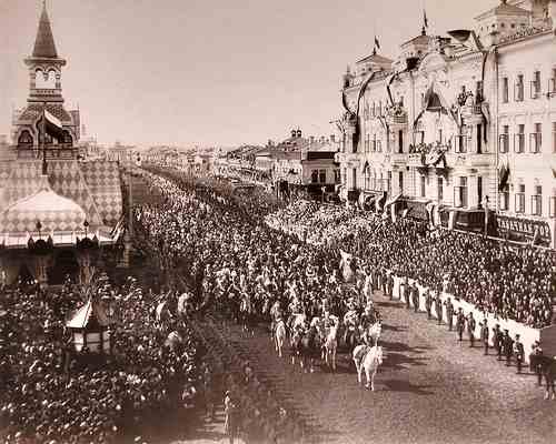 Коронация 1896