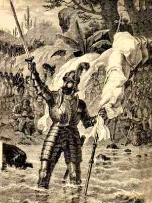 Васко Нуньес де Бальбоа. Открытия. Биография