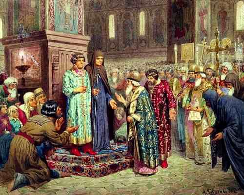 Избрание на царство