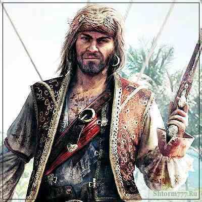 Пират Рэкхем Джек