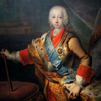 Великий князь Петр