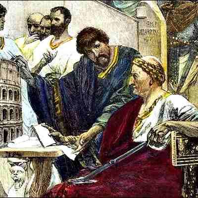 Веспасиан, Тит Флавий. Биография императора