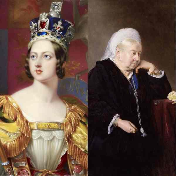 Виктория королева Англии