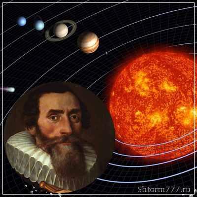 Кеплер Иоганн. Биография
