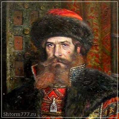 Малюта Скуратов. Биография