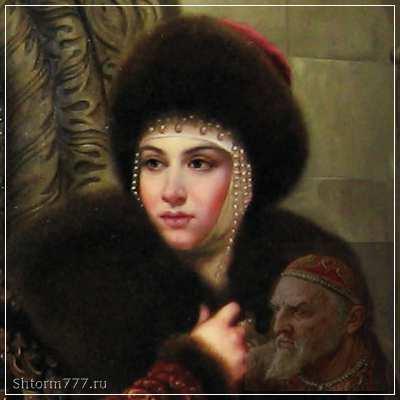 Марфа Васильевна Собакина