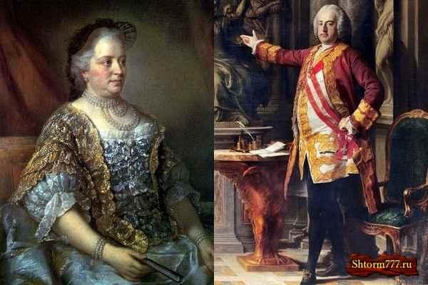 Мария Терезия, Франц I