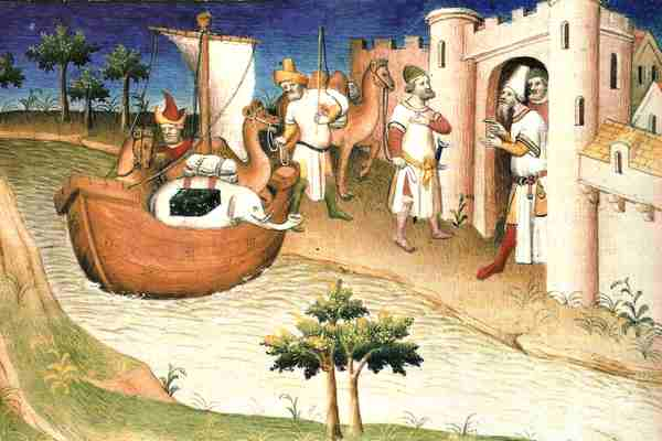 a focus on the heroic traveler and trader marco polo 'marco polo' fact check: did the pope really send crusaders against kublai khan.