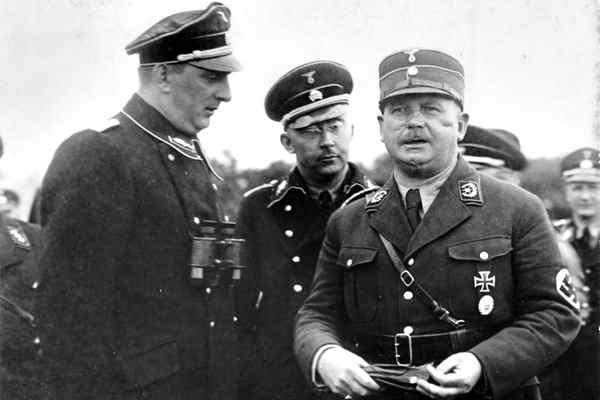 Эрнст Рём (август 1933)