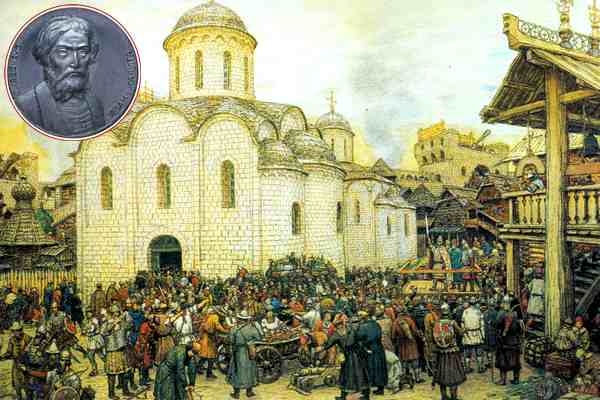 Успенский собор при Иване Калите