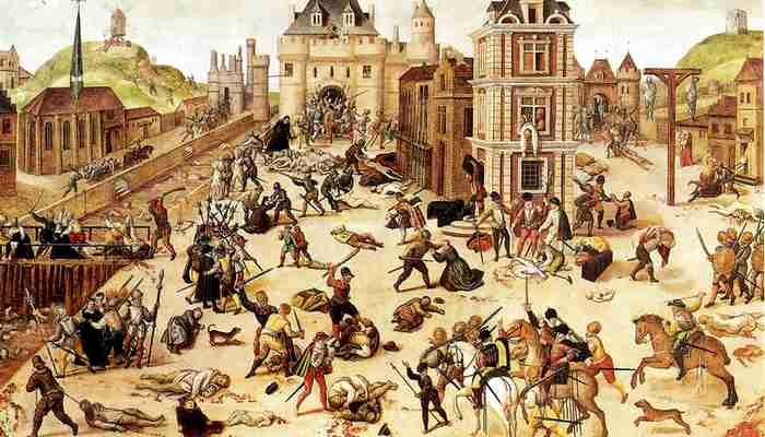 Резня в день Святого Варфоломея